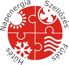 Napenergia, szellőzés, hűtés, fűtés négyfelé kattintható képe